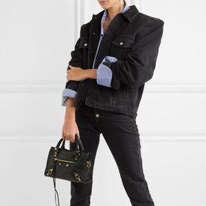 BALENCIAGA Mini Shoulder Strap Bag